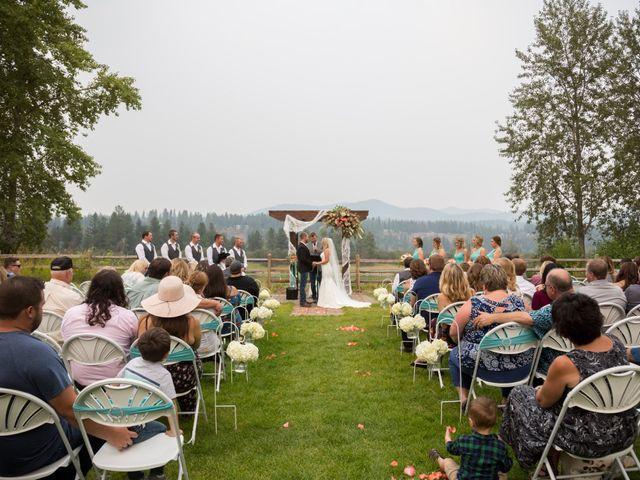 Jared and Lynnsie's Wedding in Spokane, Washington 9