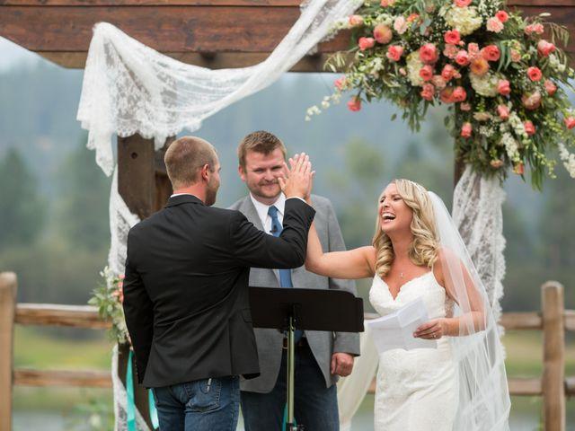 Jared and Lynnsie's Wedding in Spokane, Washington 10