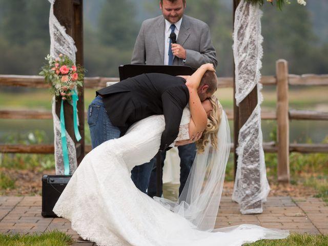 Jared and Lynnsie's Wedding in Spokane, Washington 11