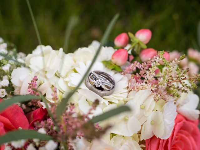 Jared and Lynnsie's Wedding in Spokane, Washington 16