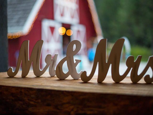 Jared and Lynnsie's Wedding in Spokane, Washington 17