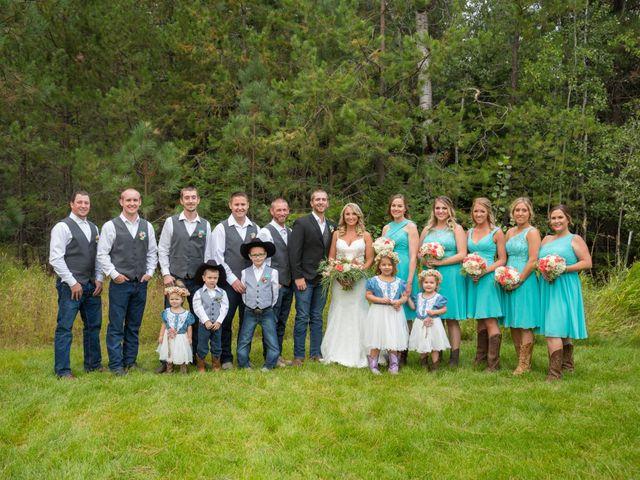 Jared and Lynnsie's Wedding in Spokane, Washington 18