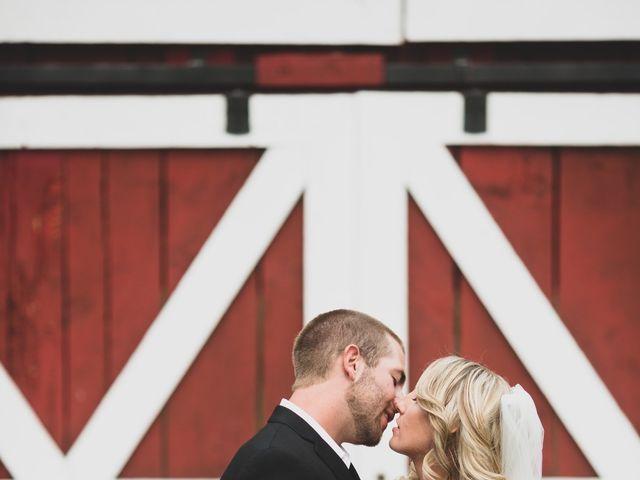 Jared and Lynnsie's Wedding in Spokane, Washington 22