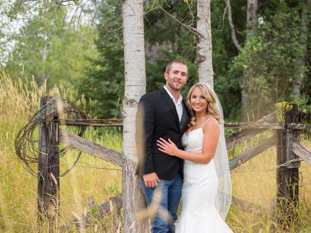 Jared and Lynnsie's Wedding in Spokane, Washington 23