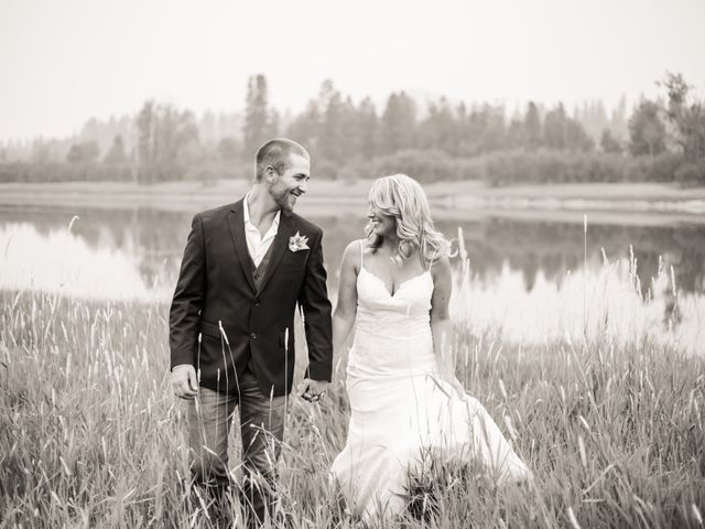 Jared and Lynnsie's Wedding in Spokane, Washington 2