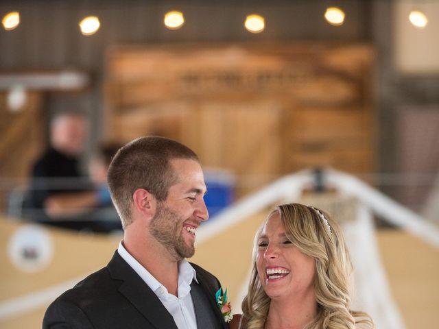 Jared and Lynnsie's Wedding in Spokane, Washington 25