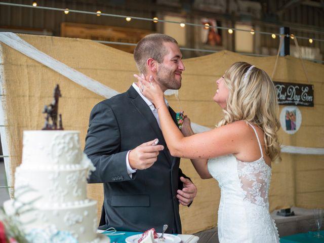 Jared and Lynnsie's Wedding in Spokane, Washington 26