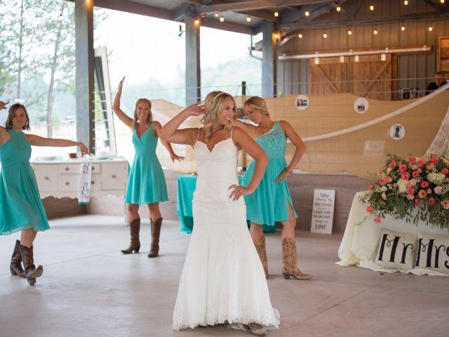 Jared and Lynnsie's Wedding in Spokane, Washington 27