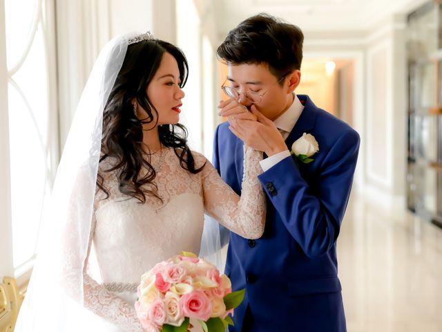 Jichen and Maggie's Wedding in Palm Beach, Florida 9