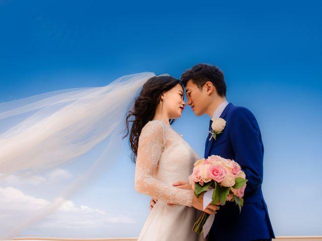 Jichen and Maggie's Wedding in Palm Beach, Florida 11