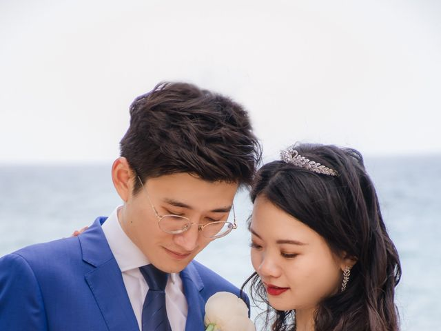 Jichen and Maggie's Wedding in Palm Beach, Florida 12