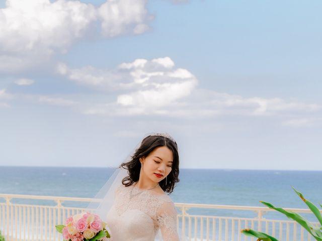 Jichen and Maggie's Wedding in Palm Beach, Florida 13