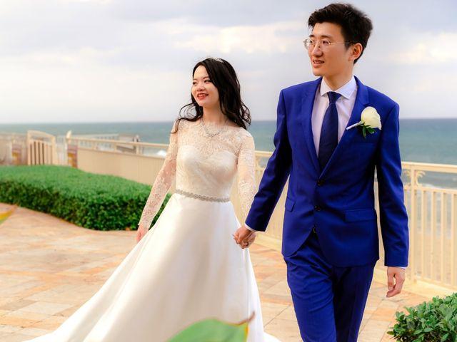 Jichen and Maggie's Wedding in Palm Beach, Florida 1