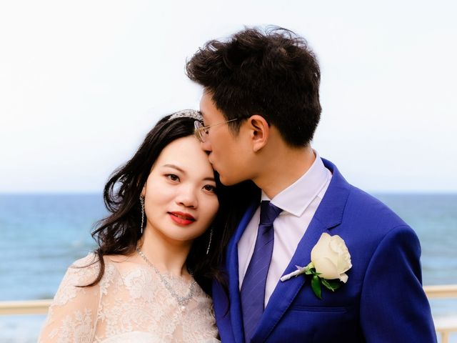 Jichen and Maggie's Wedding in Palm Beach, Florida 15