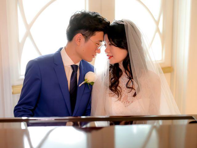 Jichen and Maggie's Wedding in Palm Beach, Florida 21