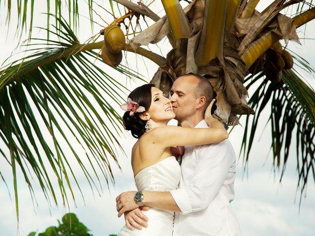 The wedding of Alla and Alex