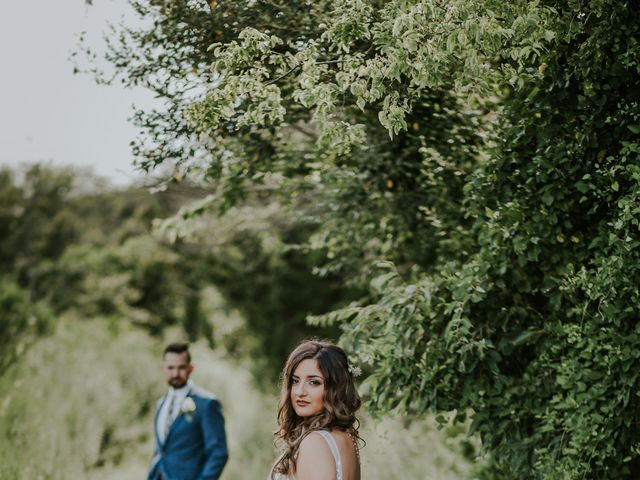 Kyle and Victoria's Wedding in Absecon, New Jersey 4