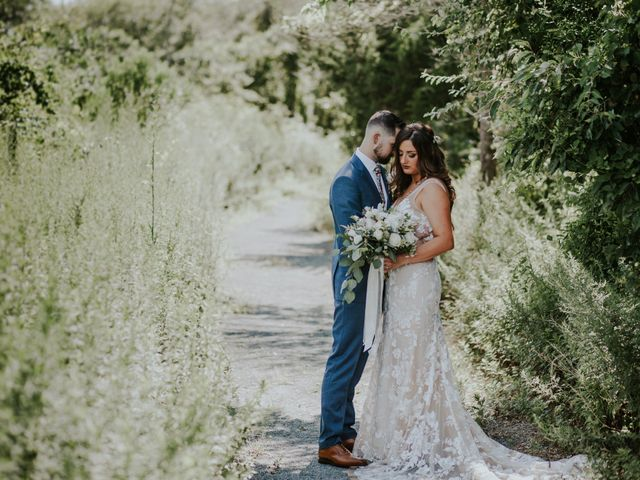 Kyle and Victoria's Wedding in Absecon, New Jersey 5