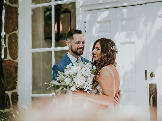Kyle and Victoria's Wedding in Absecon, New Jersey 6