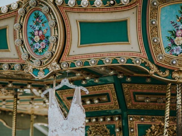 Kyle and Victoria's Wedding in Absecon, New Jersey 9