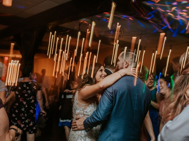 Kyle and Victoria's Wedding in Absecon, New Jersey 11