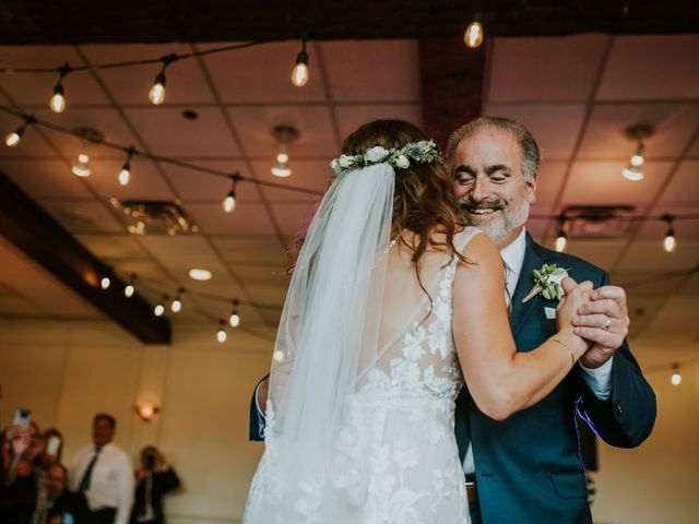 Kyle and Victoria's Wedding in Absecon, New Jersey 15