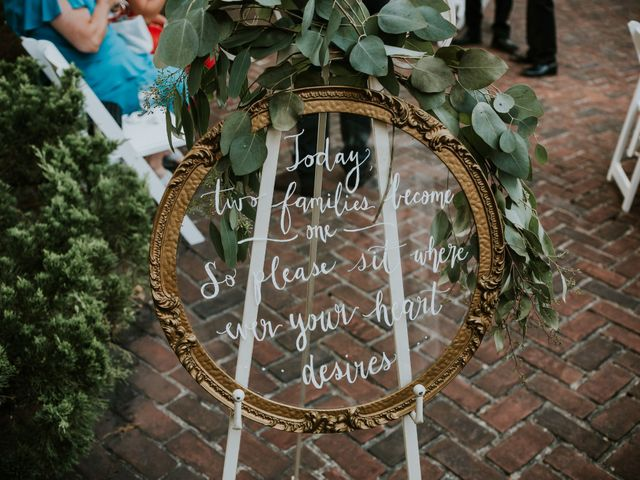 Kyle and Victoria's Wedding in Absecon, New Jersey 22