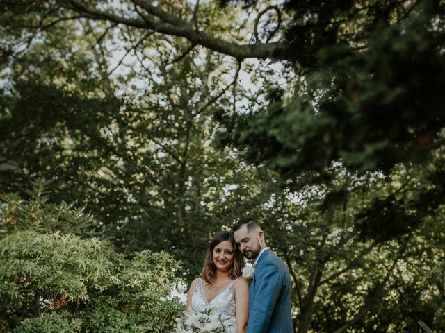 Kyle and Victoria's Wedding in Absecon, New Jersey 25