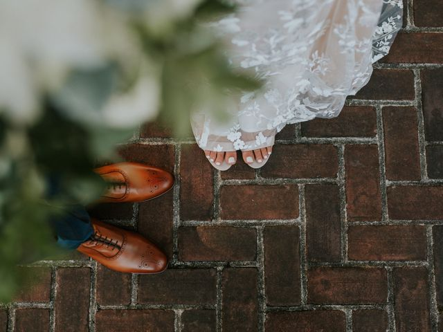 Kyle and Victoria's Wedding in Absecon, New Jersey 30