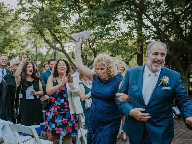 Kyle and Victoria's Wedding in Absecon, New Jersey 31
