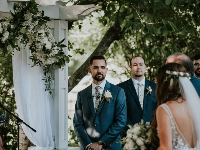 Kyle and Victoria's Wedding in Absecon, New Jersey 35