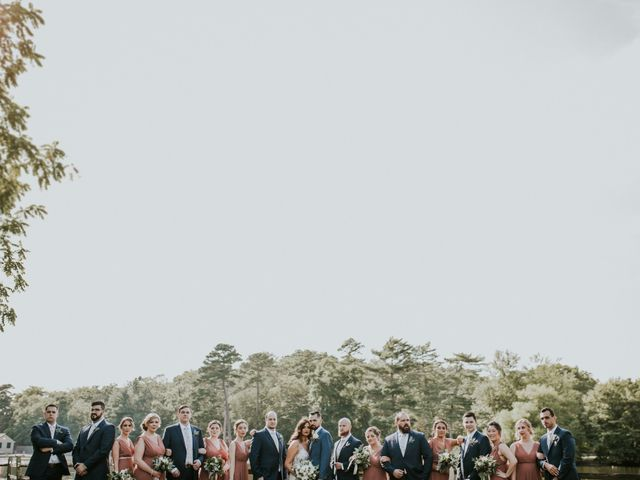 Kyle and Victoria's Wedding in Absecon, New Jersey 36