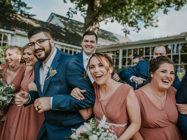 Kyle and Victoria's Wedding in Absecon, New Jersey 37