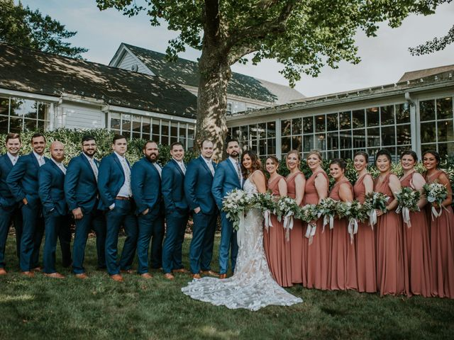 Kyle and Victoria's Wedding in Absecon, New Jersey 39