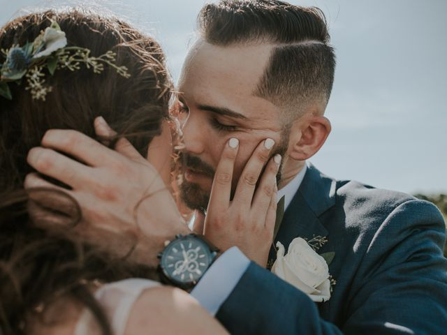 Kyle and Victoria's Wedding in Absecon, New Jersey 43