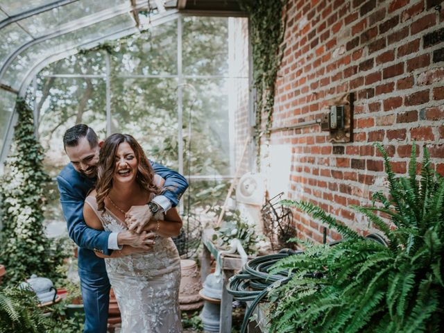 Kyle and Victoria's Wedding in Absecon, New Jersey 52
