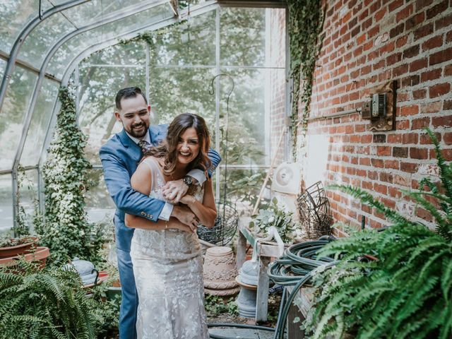 Kyle and Victoria's Wedding in Absecon, New Jersey 53
