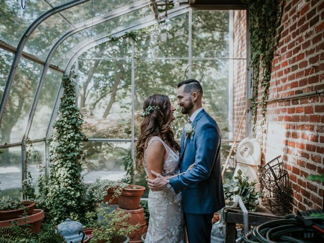 Kyle and Victoria's Wedding in Absecon, New Jersey 56