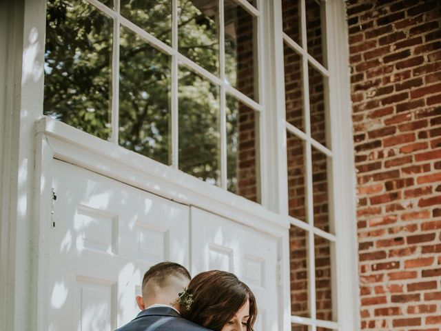 Kyle and Victoria's Wedding in Absecon, New Jersey 57