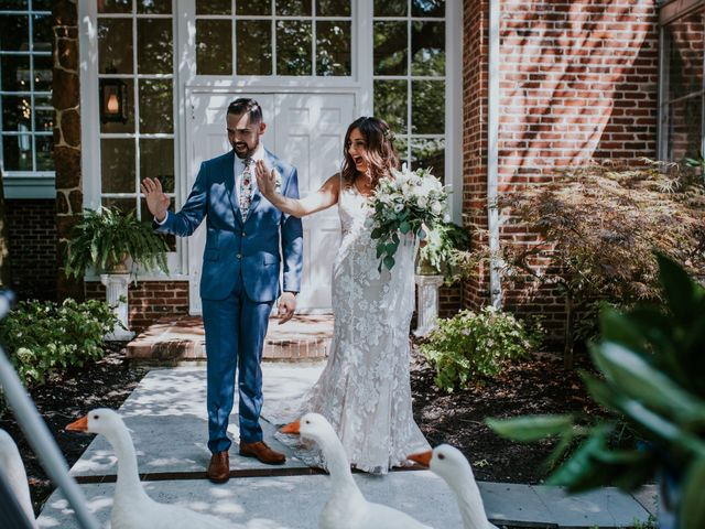 Kyle and Victoria's Wedding in Absecon, New Jersey 58