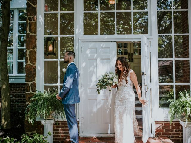 Kyle and Victoria's Wedding in Absecon, New Jersey 60