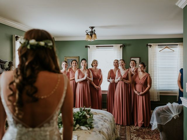 Kyle and Victoria's Wedding in Absecon, New Jersey 61