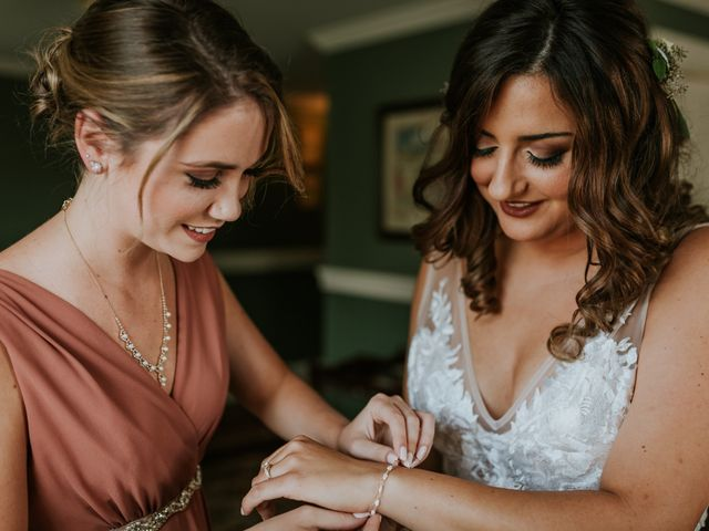 Kyle and Victoria's Wedding in Absecon, New Jersey 62