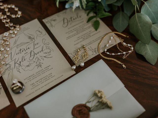Kyle and Victoria's Wedding in Absecon, New Jersey 67