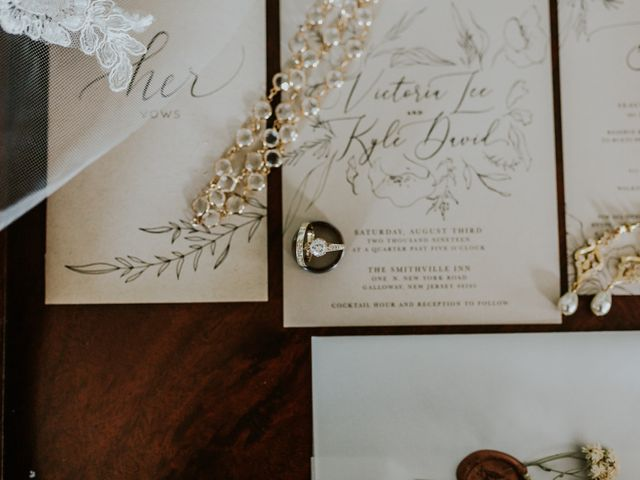 Kyle and Victoria's Wedding in Absecon, New Jersey 69