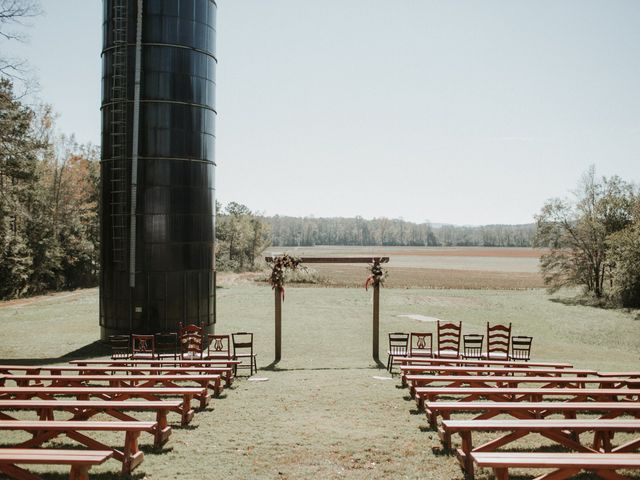 Rob and Hannah's Wedding in Heflin, Alabama 43