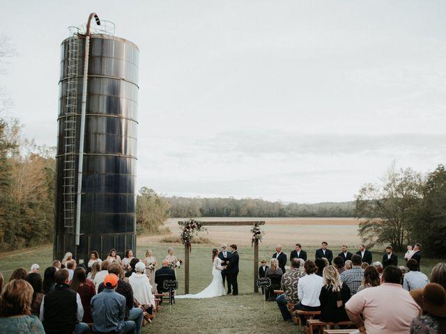 Rob and Hannah's Wedding in Heflin, Alabama 46
