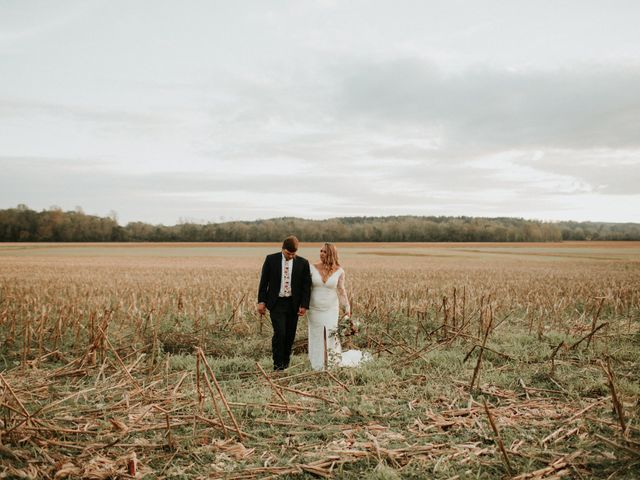 Rob and Hannah's Wedding in Heflin, Alabama 49