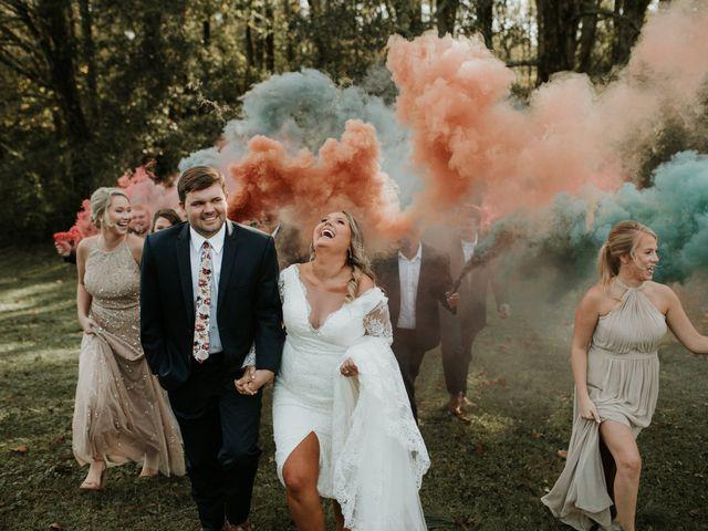 Rob and Hannah's Wedding in Heflin, Alabama 1