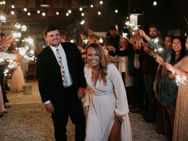 Rob and Hannah's Wedding in Heflin, Alabama 54